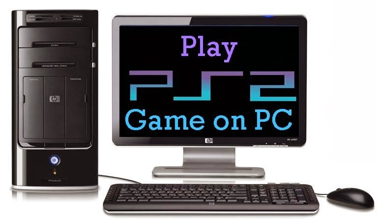 play ps2 game on PC