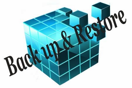 Backup & Restore windows Registry