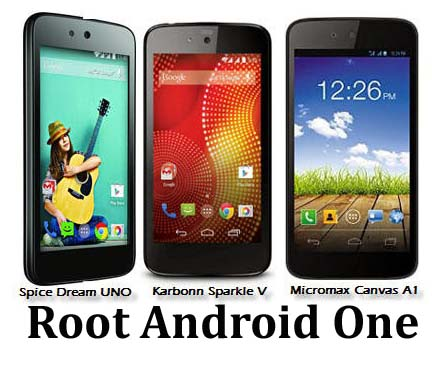 root-android-one-device