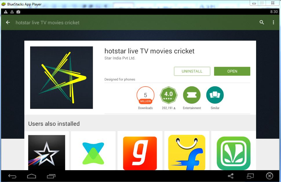 Free Download Hotstar Live App for PC/Laptop - Windows 10 ...