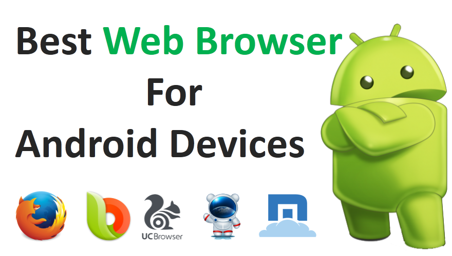 Best Web Browsers For Android Devices