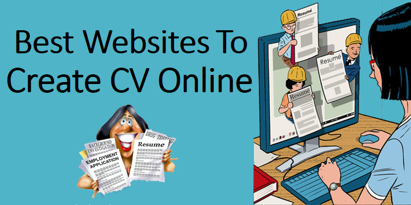 Best Websites to Create CV Online