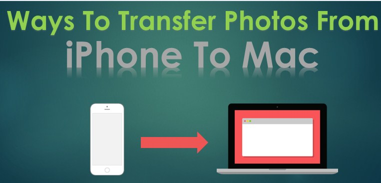 Ways to Transfer Photos From iPhone to Mac