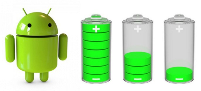 how to stop android from saving battery