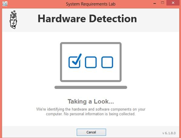 hardware detection