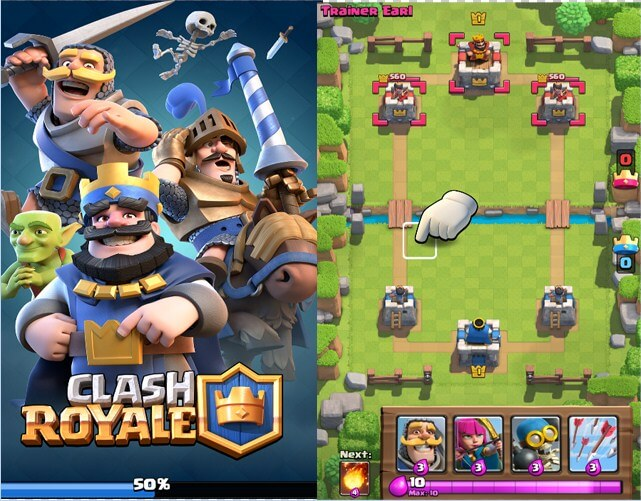 play royal clash