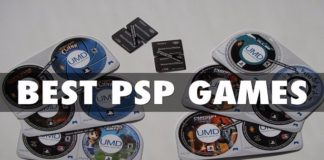 Top Best PSP Games List