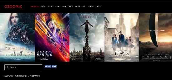 Ozoomic Movies
