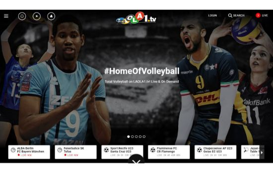 Laola1 Sports Streaming Sites
