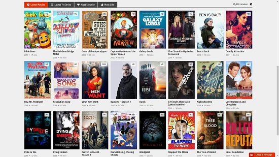 MoviesJoy Movie Streaming Sites
