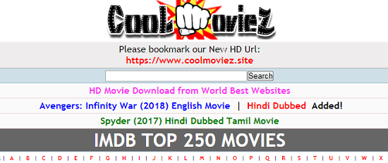 My Cool Moviez Movie Download Sites