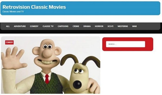 Retrovision Classic Movies Movie Download Sites