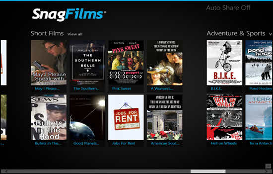 SnagFilms Movie Streaming Sites