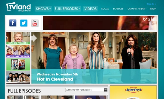 TV Land TV Streaming Sites