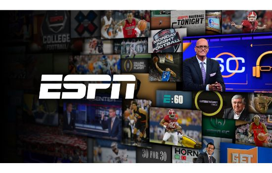 Watch ESPN Sports Streaming Sites