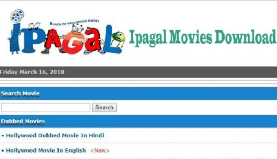 iPagal Movie Download Sites