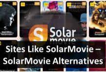 Sites Like SolarMovie Alternatives - TricksForums